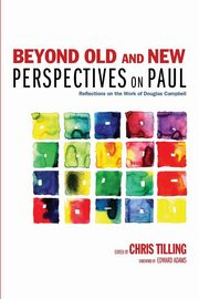 Beyond Old and New Perspectives on Paul,