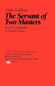 The Servant of Two Masters, Goldoni Carlo