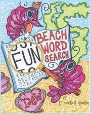 ksiazka tytuł: Beach Wordsearch No. 1 autor: Knowlton Elisabeth H