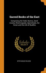 Sacred Books of the East, Wilson Epiphanius