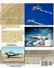 North American T-28 Trojan Pilot's Flight Operating Instructions, Navy United States