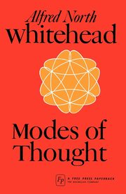 Modes of Thought, Whitehead Alfred North