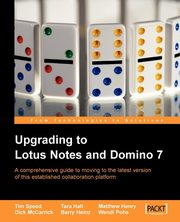 Upgrading to Lotus Notes and Domino 7, Speed Tim