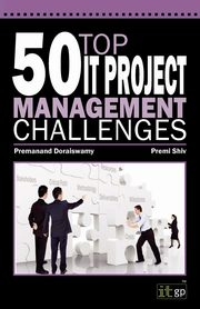 ksiazka tytuł: 50 Top IT Project Management Challenges autor: It Governance