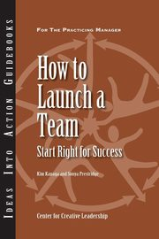 How to Launch a Team, Kanaga Kim