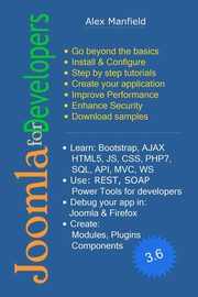 Joomla for Developers, Manfield Alex