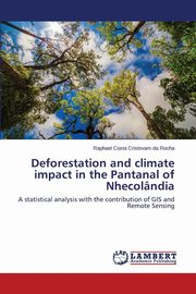 Deforestation and climate impact in the Pantanal of Nhecolândia, Costa Cristovam da Rocha Raphael