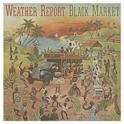 ksiazka tytuł: Black Market autor: Weather Report