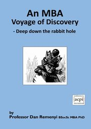 An MBA Voyage of Discovery, Remenyi Dan