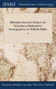 Bibliothek deutscher Dichter, Anonymous