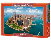 Puzzle New York City before 9/11  2000,