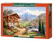 Puzzle High Country Retreat 2000,