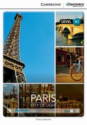 Paris: City of Light Beginning Book with Online Access, Simon Beaver