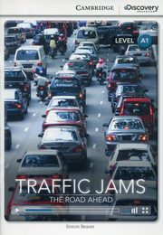 Traffic Jams: The Road Ahead Beginning Book with Online Access, Beaver Simon