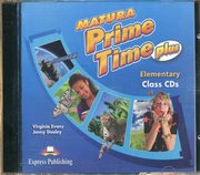 Matura Prime Time Plus Elementary CIass CDs,
