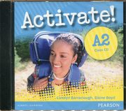 Activate A2 Class CD, Taylore-Knowles Joanne