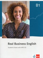 Real Business English B1 Student's Book+MP3CD,
