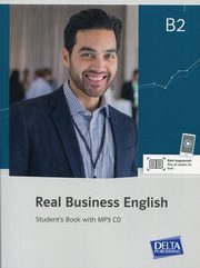 Real Business English B2 Student's Book+MP3CD,
