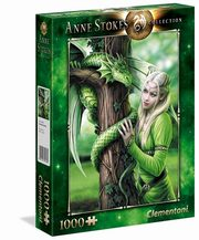 Puzzle Anne Stokes Collection Kindred Spirits 1000,