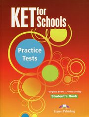 KET for Schools Practice Tests SB,