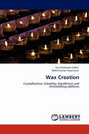 Wax Creation, Shokrolah Zadeh Sara