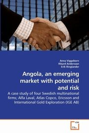 Angola, an emerging market with potential and risk, Viggeborn Anna