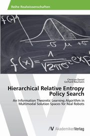 Hierarchical Relative Entropy Policy Search, Daniel Christian
